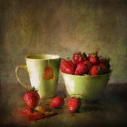 Still Life - Fruit - Vegetables - Food