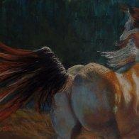 PMP - Debbie Grayson Lincoln - 1 tuffy - Mixed Media Painting - Share.JPG.jpg